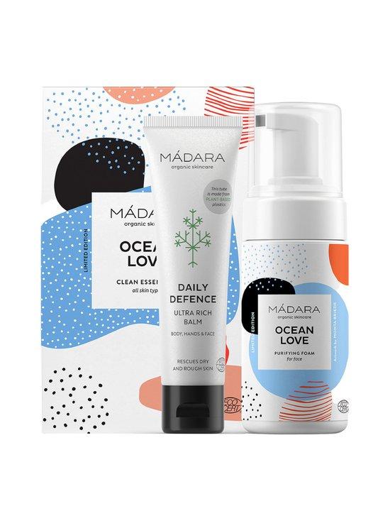 Madara - OCEAN LOVE Clean Essentials Set -ihonhoitopakkaus - NOCOL | Stockmann - photo 1