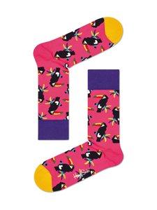 Happy Socks - Toucan-sukat - 3500-PINK | Stockmann