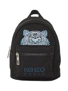 Kenzo - Mini Canvas Kampus Tiger -reppu - BLACK   Stockmann