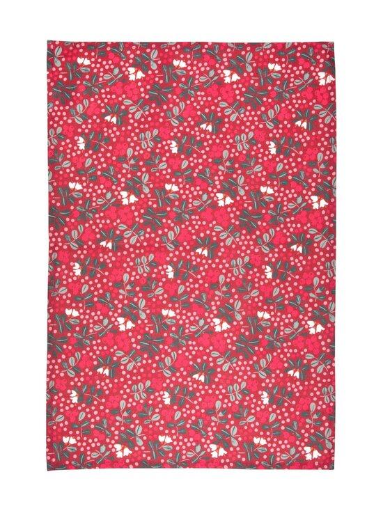 Pentik - Puolukka-keittiöpyyhe - RED | Stockmann - photo 1