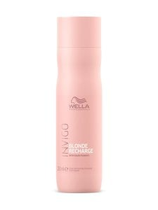 Wella Invigo - Invigo Cool Blonde Recharge -hopeashampoo 250 ml | Stockmann