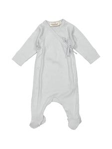 MarMar Copenhagen - Rubetta LS Jumpsuit With Closed Feet -potkupuku - 0451 PALE BLUE | Stockmann