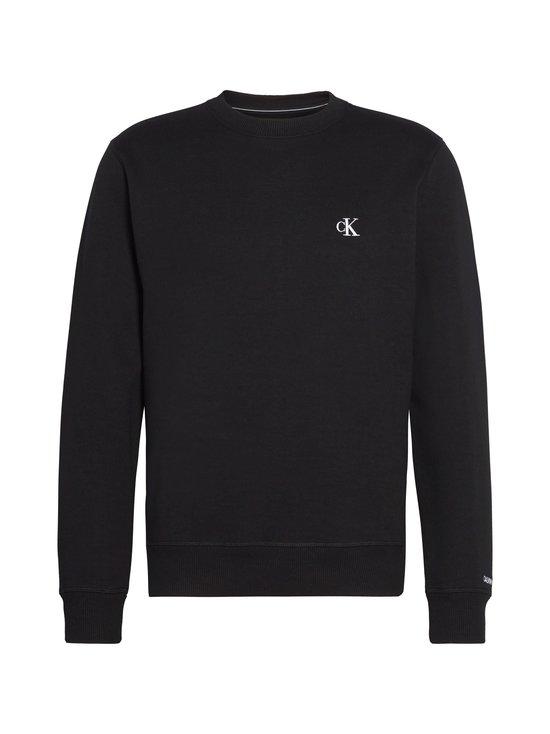 Calvin Klein Jeans - Essential Reg -collegepaita - BAE CK BLACK | Stockmann - photo 1
