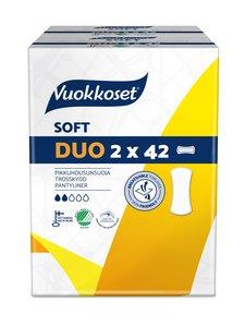 Vuokkoset - Soft-pikkuhousunsuoja 2 x 42 kpl | Stockmann