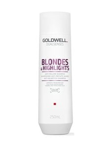 Goldwell Dualsenses - Blondes & Highlights Anti-Yellow -shampoo 250 ml | Stockmann