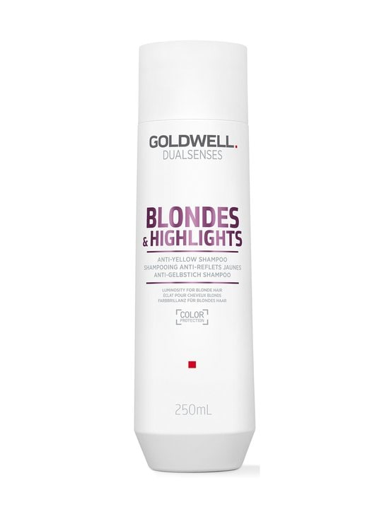 Goldwell Dualsenses - Blondes & Highlights Anti-Yellow -shampoo 250 ml - null | Stockmann - photo 1