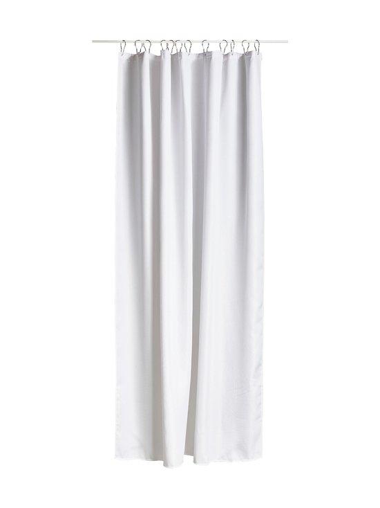 Zone - Shower Curtain Lux -suihkuverho 180 x 200 cm - WHITE | Stockmann - photo 1