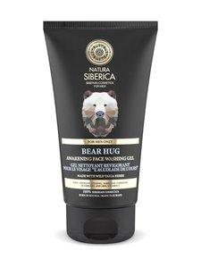 Natura Siberica - MEN Awakening Face Washing Gel Bear Hug -puhdistusgeeli 150 ml | Stockmann