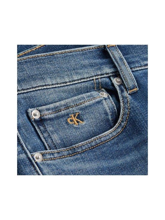 Slim Bootcut Jeans -farkut
