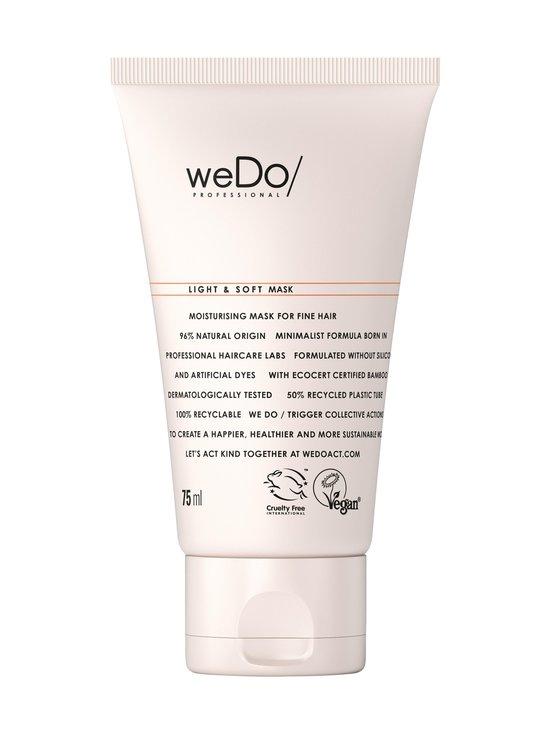 Wedo - Light & Soft Mask -hiusnaamio 75 ml - NOCOL   Stockmann - photo 1