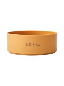 Design Letters - Mini Favourite Bowl -kulho 300 ml - MUSTARD   Stockmann