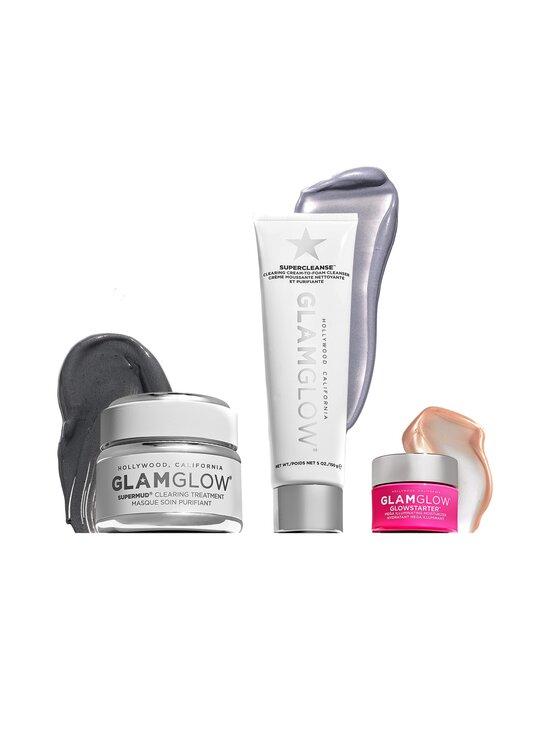 Glamglow - Clear Skin in 3,2,1 Skincare Set -ihonhoitopakkaus - NOCOL   Stockmann - photo 1