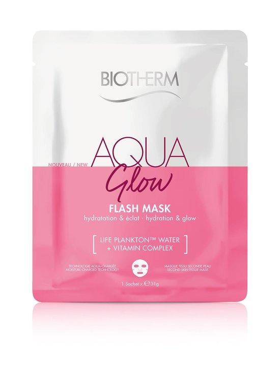 Biotherm - Aqua Flash Mask -kangasnaamio - GLOW | Stockmann - photo 1