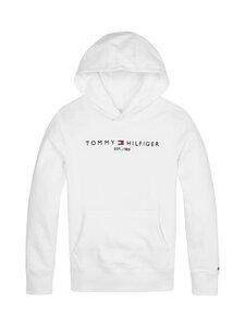 Tommy Hilfiger - ESSENTIAL HOODIE -huppari - YBR WHITE   Stockmann