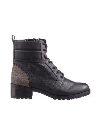 Bronte Ankle Boot -nahkanilkkurit - Michael Michael Kors