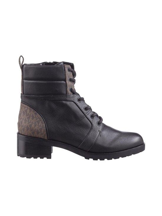 Michael Michael Kors - Bronte Ankle Boot -nahkanilkkurit - 007 BLK/BROWN | Stockmann - photo 1