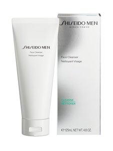 Shiseido - Shiseido Men Face Cleanser -puhdistusvaahto 125 ml | Stockmann