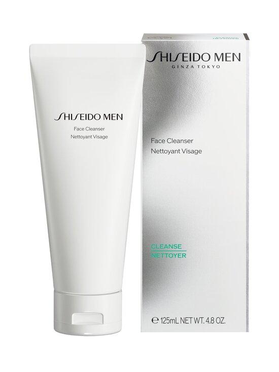 Shiseido - Shiseido Men Face Cleanser -puhdistusvaahto 125 ml - NOCOL | Stockmann - photo 1