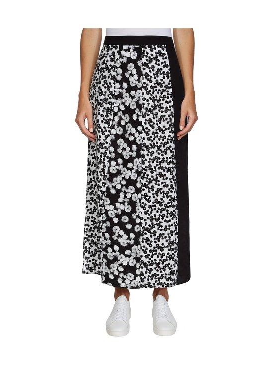 Calvin Klein Jeans - Floral Maxi -hame - 0GU BLACK WITH WHITE PEONY FLORAL | Stockmann - photo 2