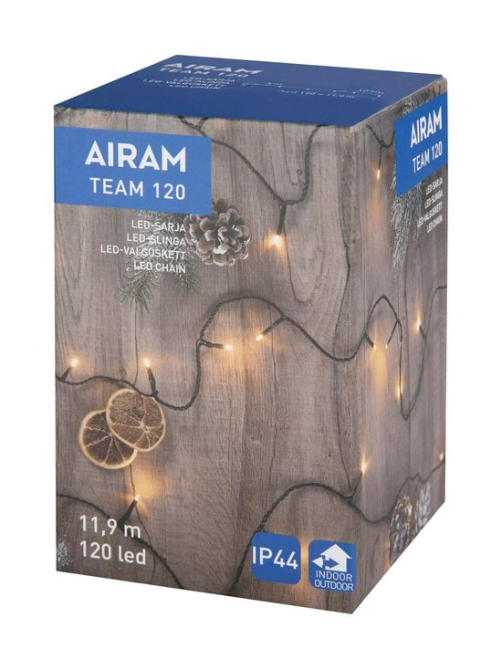 Airam - Team 120 Led -valosarja 11,9 m - NEARLY BLACK | Stockmann - photo 1
