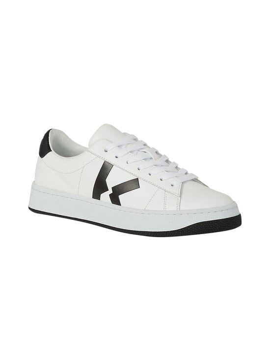 Kenzo - Kourt K Logo -nahkasneakerit - 01 - SPORT NAPPA - WHITE   Stockmann - photo 2