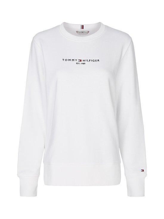 Tommy Hilfiger - Th Essentials Sweatshirt -collegepaita - YBR WHITE | Stockmann - photo 1
