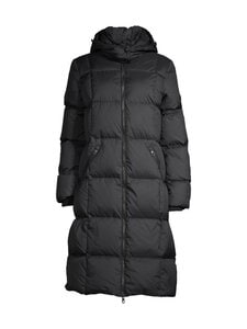 GANT - Classic Down Long Coat -untuvatakki - 5 BLACK | Stockmann