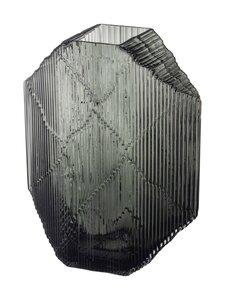 Iittala - Kartta-lasiveistos 240 x 320 mm - GREY | Stockmann