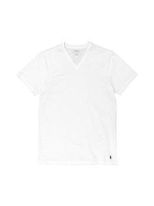 Polo Ralph Lauren - V-Neck Undershirt -paita 2-pack - 24HP WHITE | Stockmann