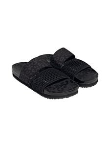 adidas by Stella McCartney - Stella-Lette Slides -sandaalit - CBLACK/UTIBLK/FTWWHT   Stockmann