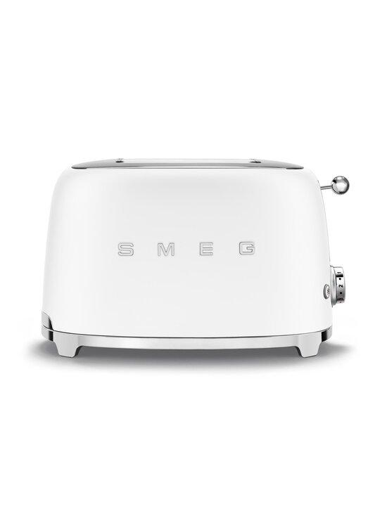Smeg - TSF01WHMEU-leivänpaahdin, 2 viipaleelle - MATT WHITE | Stockmann - photo 1
