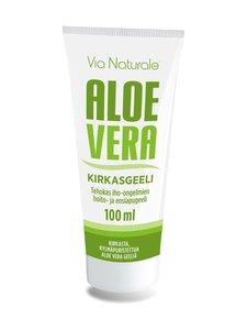 VN Via Naturale - Aloe Vera -kirkasgeeli 100 ml - null   Stockmann