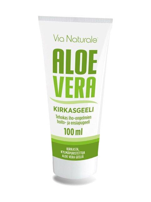 Aloe Vera -kirkasgeeli 100 ml