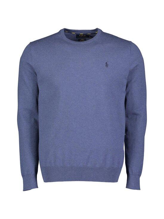 Polo Ralph Lauren - Puuvillaneule - BLUE HTR | Stockmann - photo 1