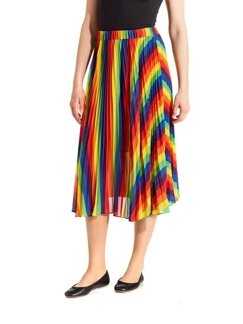 Rainbow Pleat -hame