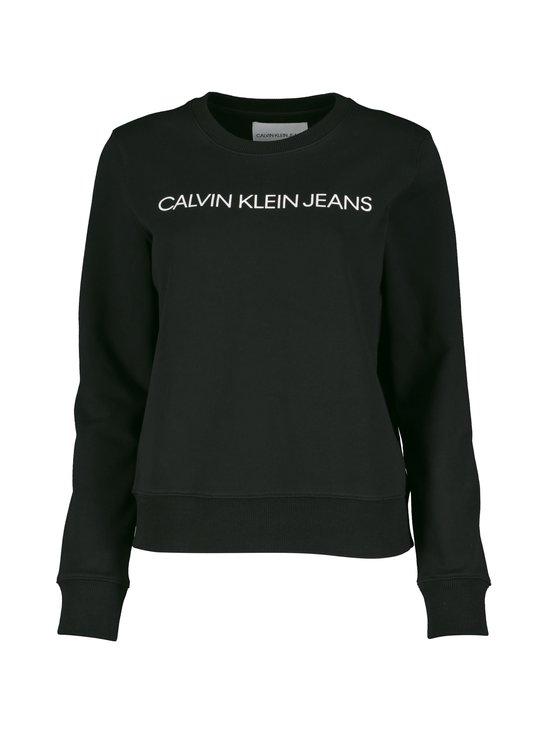 Calvin Klein Jeans - Institutional Core Logo -collegepaita - CK BLACK | Stockmann - photo 1