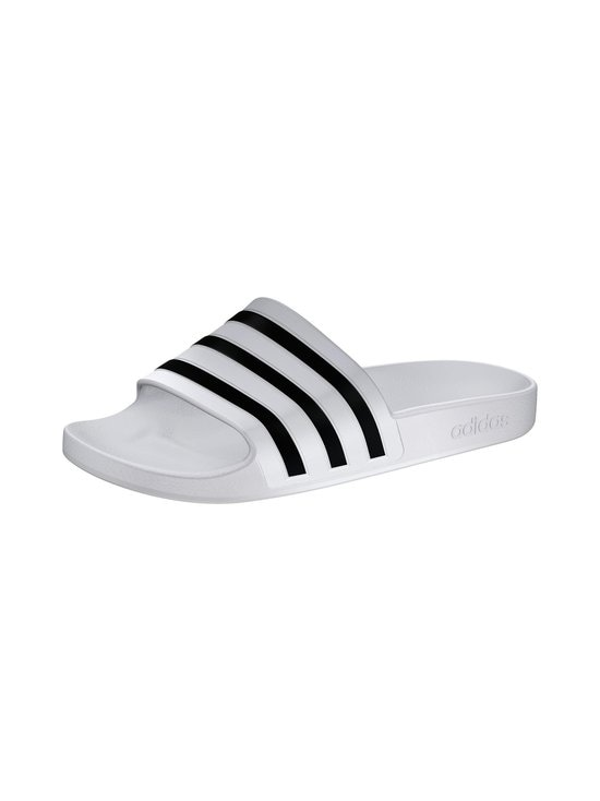 adidas Performance - Adilette-sandaalit - WHITE/BLACK   Stockmann - photo 3