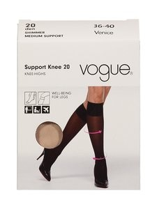 Vogue - Support Knee 20 den -tukipolvisukat - VENICE   Stockmann