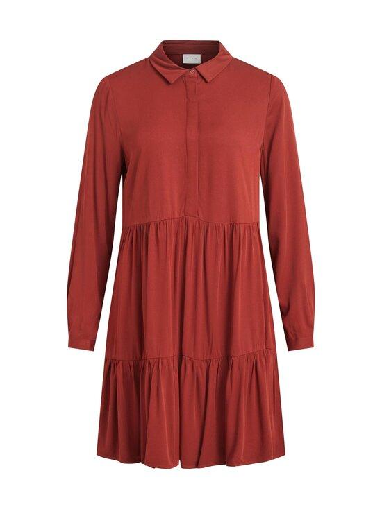 Vila - Vimorose Shirt Dress -mekko - BURNT HENNA | Stockmann - photo 1