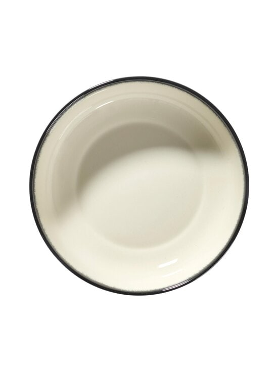 Serax - Dé Tableware by Ann Demeulemeester -kulho 15,5 cm - OFF-WHITE/BLACK | Stockmann - photo 1