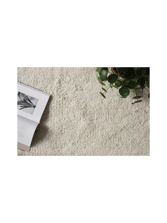 Roots living - Pile Linen -pellavamatto - WHITE | Stockmann - photo 2
