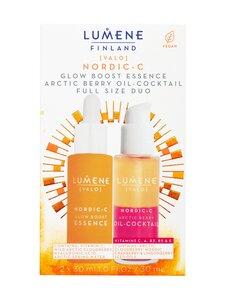 Lumene - VALO Essence + Oil-Cocktail duo set -seerumipakkaus | Stockmann