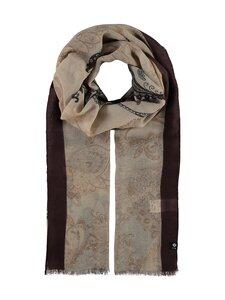 Fraas - Paisley-huivi 50 x 180cm - 020 BEIGE   Stockmann