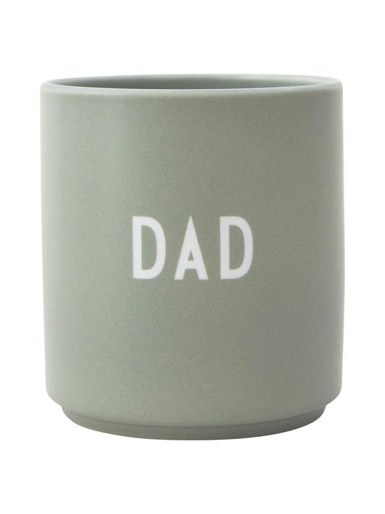 Design Letters - Favourite-muki, Dad - GREEN | Stockmann - photo 1