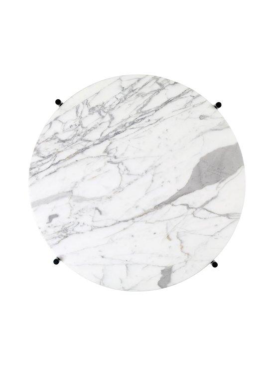 Gubi - TS Coffee Table -sohvapöytä ⌀ 55 cm - WHITE CARRARA MARBLE   Stockmann - photo 2