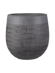 Mica - Zembla M -ruukku 31 x 32 cm - BLACK   Stockmann
