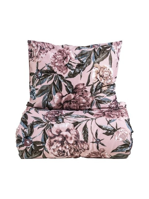 Secret Garden -pussilakanasetti 150 x 210 + 50 x 60 cm