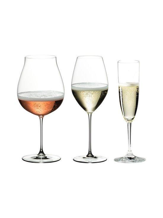 Riedel - Veritas Champagne Tasting -setti - NOCOL   Stockmann - photo 1