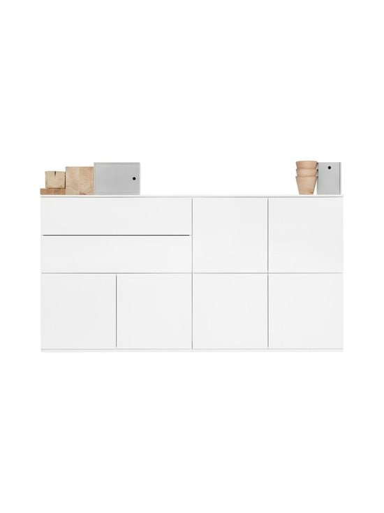 Lundia - Fuuga-senkki 48 x 100 x 192 cm - WHITE PAINTED MDF | Stockmann - photo 2