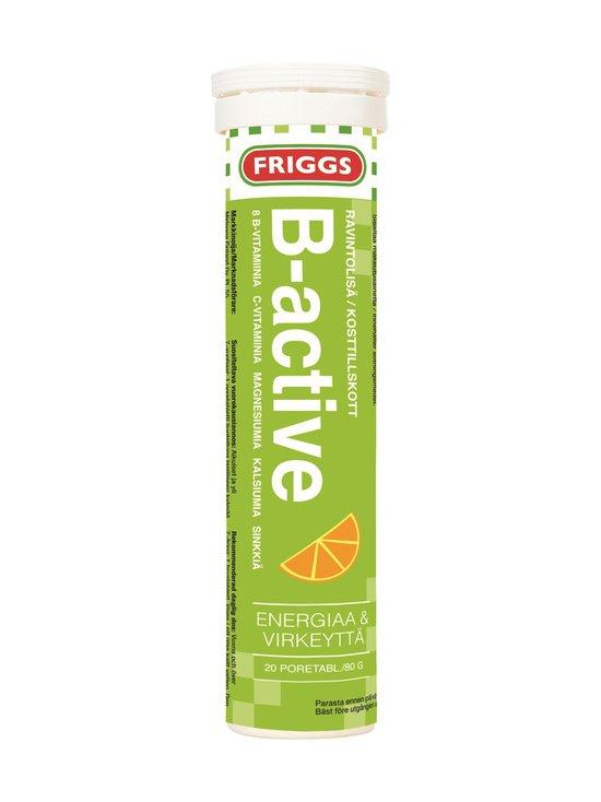 Friggs - B-Active -ravintolisä 20 tabl. | Stockmann - photo 1